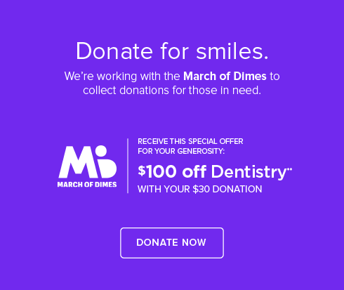 Hemet Dental Group and Orthodontics - March of Dimes